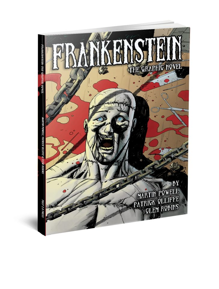 Mary Shelley's Frankenstein Essays and Research Papers
