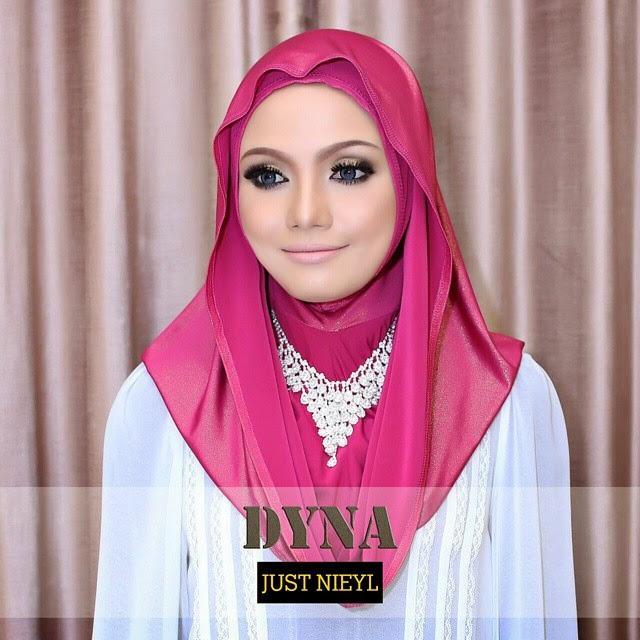 Just Nieyl Shawl Dyna