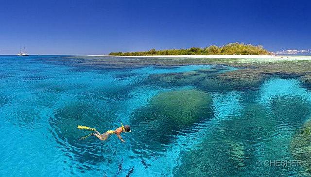 Arquipélago de Nova Caledonia - Oceania