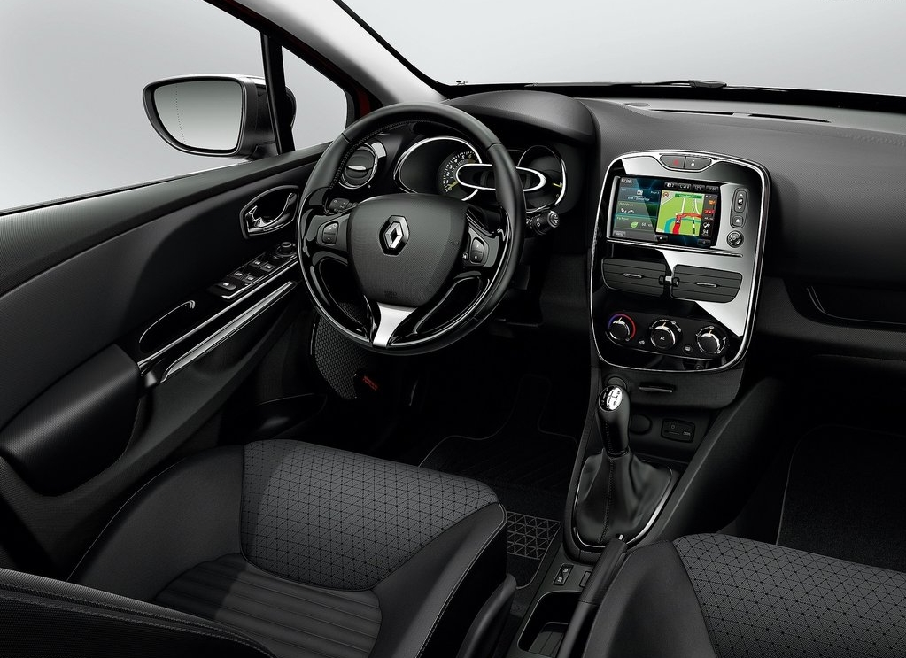 cockpit autom vel conte dos auto ensaio renault clio. Black Bedroom Furniture Sets. Home Design Ideas