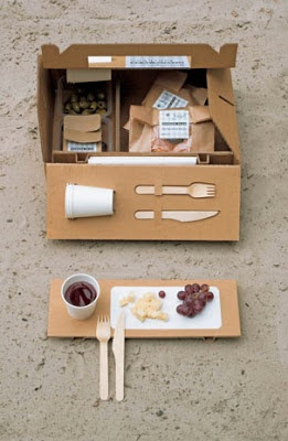 Inspiration Iscomigoo Webdesign: Packaging PicNic