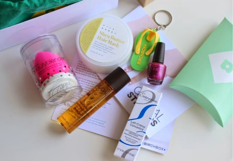 Birchbox UK June 2014