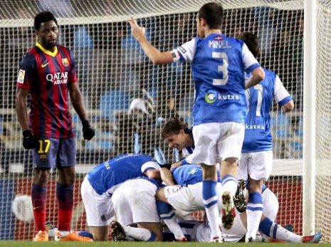 Spain Soccer 2014