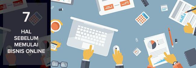 Hal Yang Perlu Disiapkan Sebelum Memulai Bisnis Online