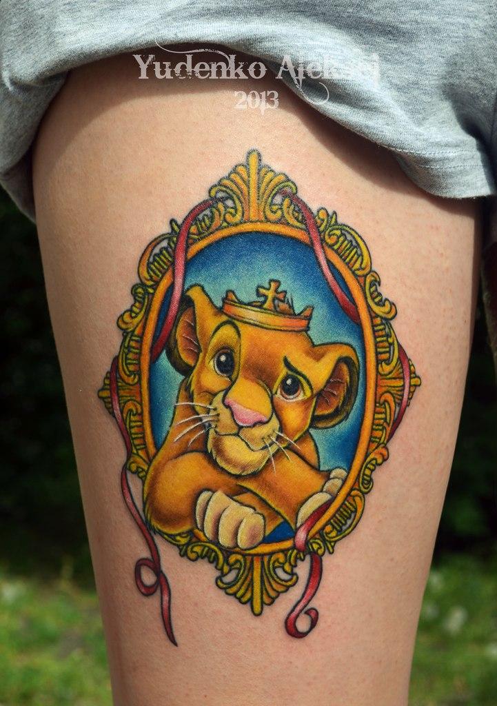 художественные татуировки - Художественные татуировки AdMe