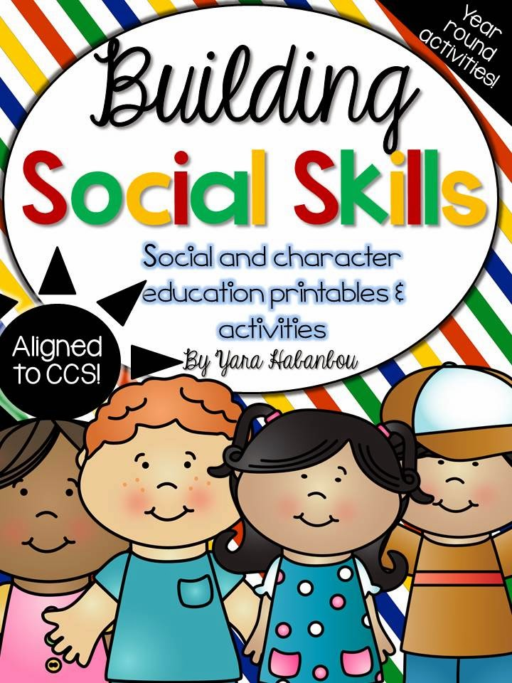 http://www.teacherspayteachers.com/Product/Building-Social-Skills-Pack-Character-Education-K-6-1320958