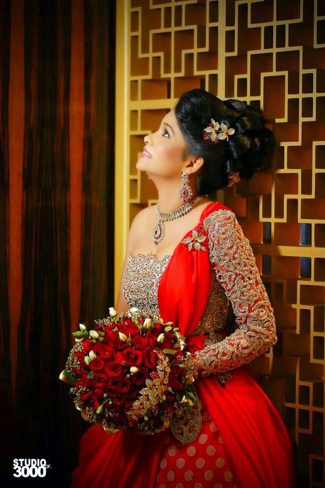 Champi Siriwardana Brides By Hairstylegalleries Com