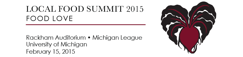 Local Food Summit 2015