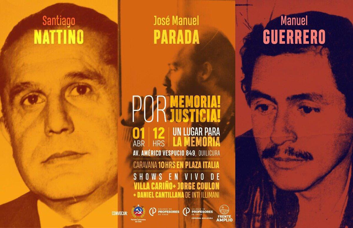 POR MEMORIA !  JUSTICIA !