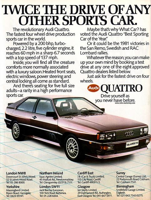 Speedmonkey Old Car Adverts Gallery