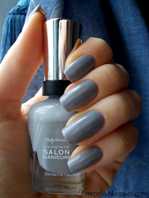Sally Hansen Complete Salon Manicure Dorien Grey
