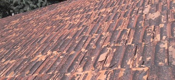 Tratamiento de humedades impermeabilizaci n de tejados - Impermeabilizacion de tejados ...