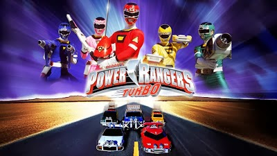 Assistir Power Rangers: Turbo Online