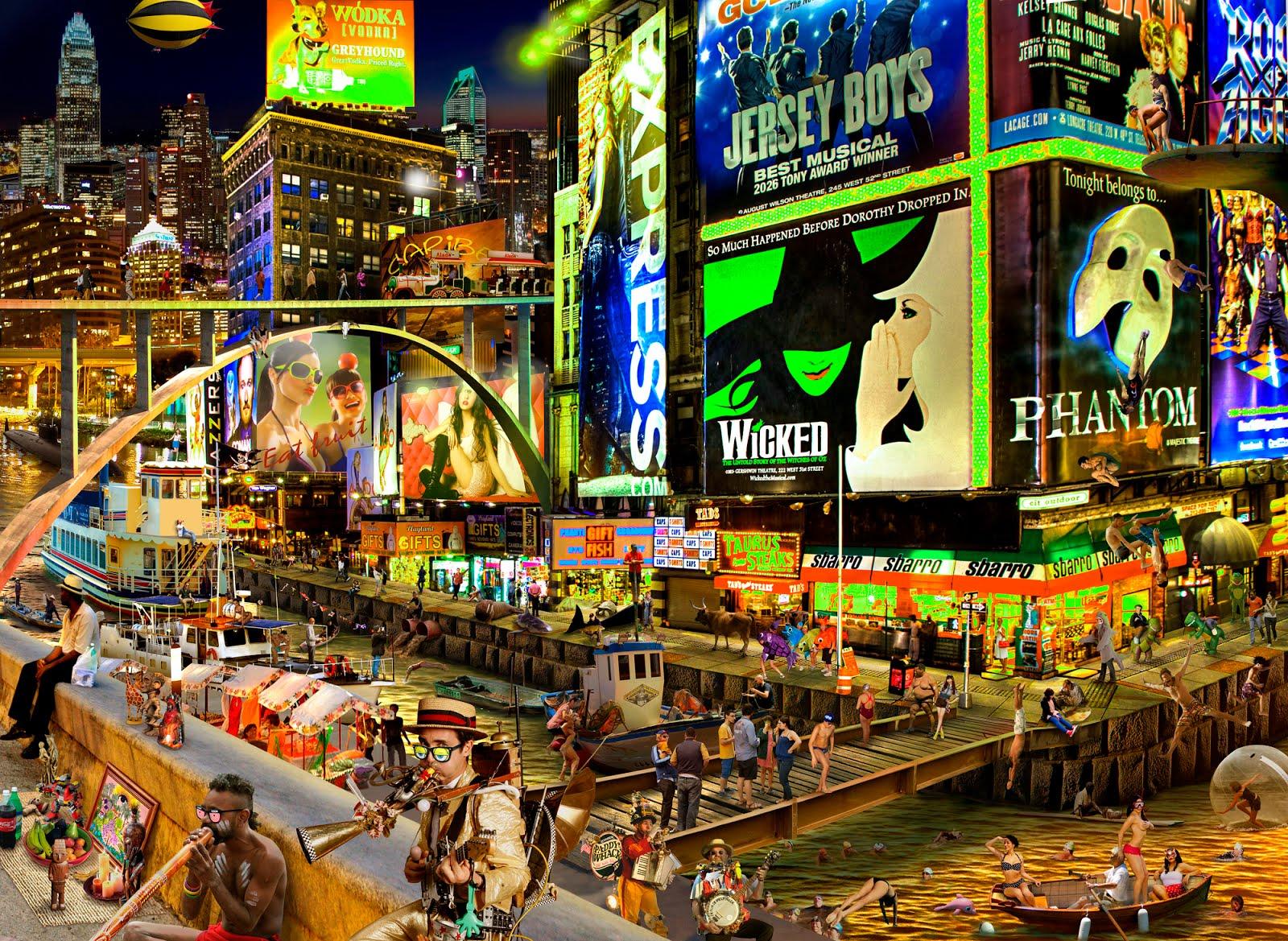 El canal de Broadway