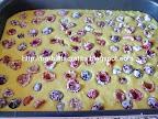 Prajitura cu cirese preparare reteta