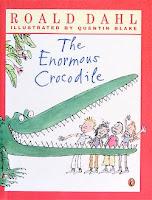 bookcover of ¡Qué asco de bichos! y El cocodrilo enorme by Roald Dahl