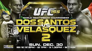 Dos Santos vs Velasquez 2 Live