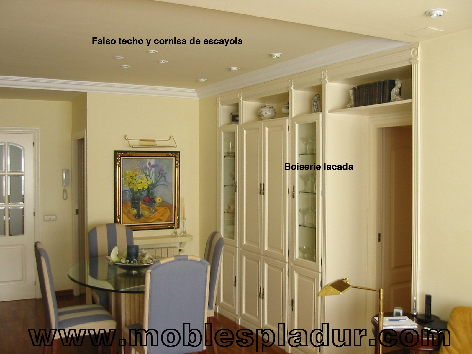 Pladur barcelona for Muebles pladur
