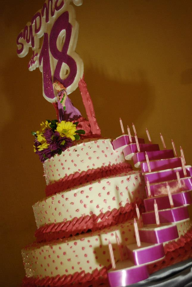 Debut Themes Ideas Cake Ideas and Designs
