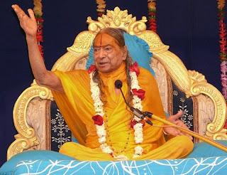 Jagadguru Kripaluji Maharaj's Divine lectures on Sahara Samay, Aastha and TV Asia in the USA