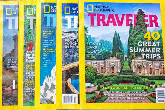 National Geographic, magazines,traveler