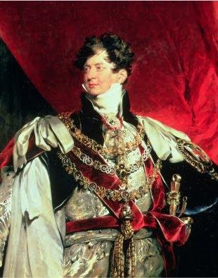 Prinny, the Prince Regent