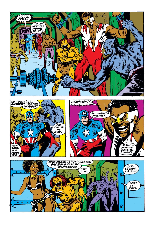 Captain America (1968) Issue #164 #78 - English 11