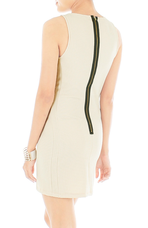 Night Out LUXE Mini Dress – Ivory