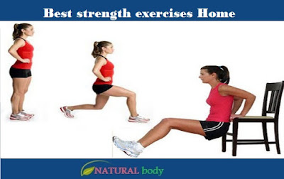 Best Strength Exercises Home