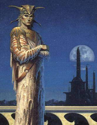 elfo de la antigüedad
