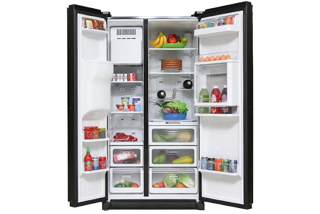 Tìm hiểu Tủ lạnh side by side là gì?
