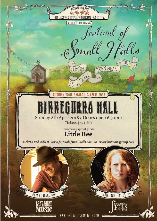 Festival of Small Halls Birregurra