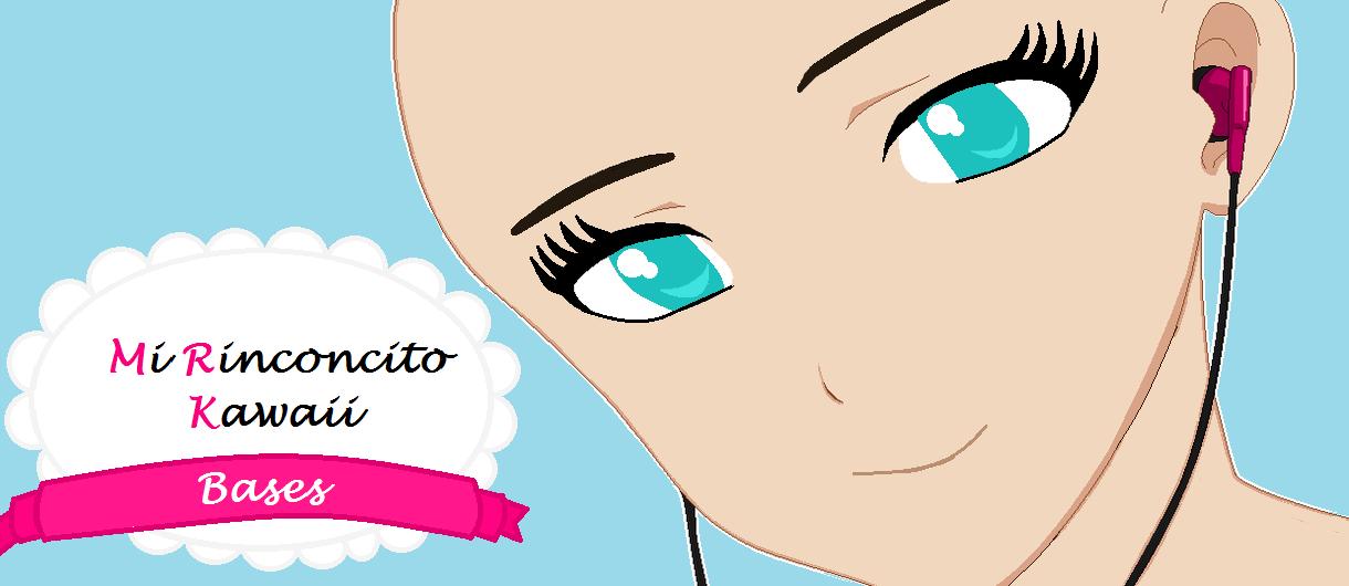 Sweet & Kawaii Blog: Bases Anime By Mi Rinconcito Kawaii
