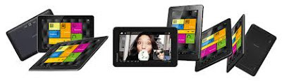 New Low Price Budget Android Tablets Launched M7 and M10 Polaroid launches budget Android tablets at CES 2013
