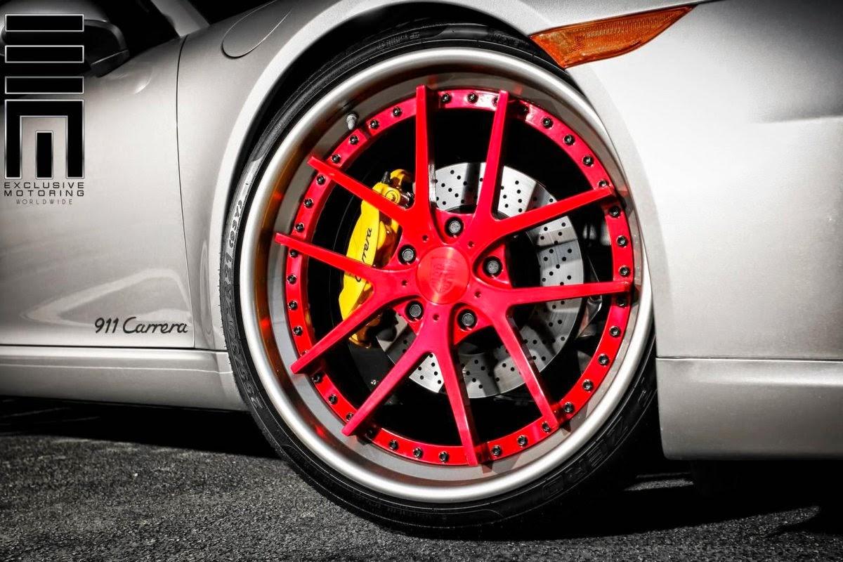 صور سيارات: سيارة بورش 911 كاريرا Porsche 911 Carrera