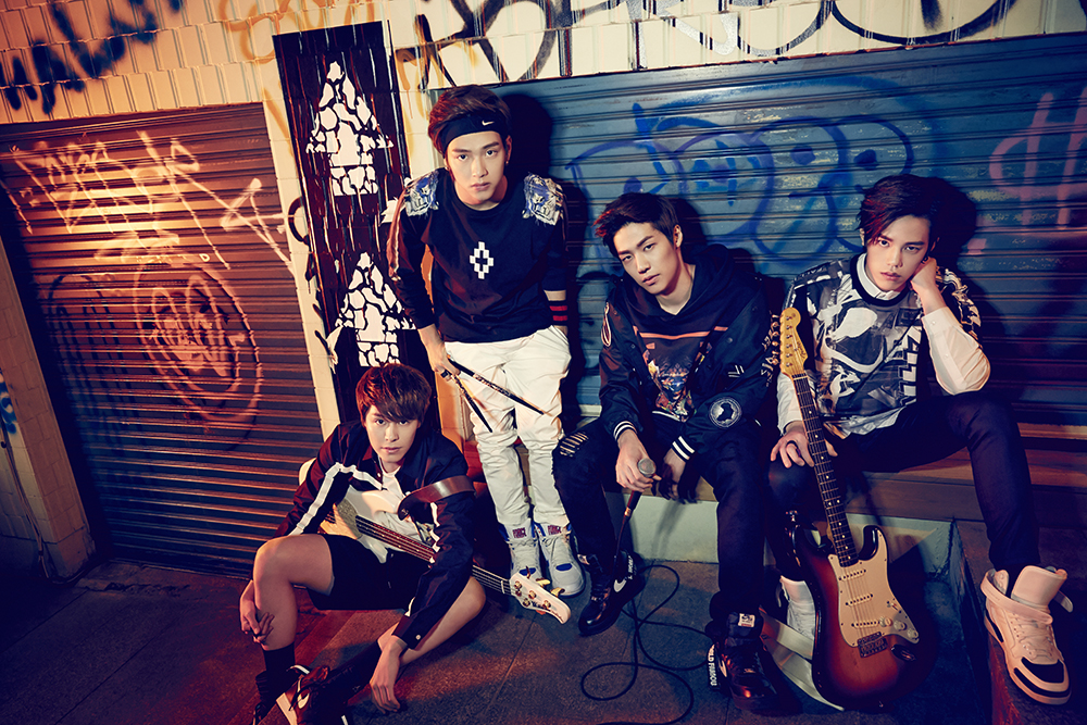 N.Flying Korean Boy Group