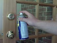 Locksmith Portland lock lubrication