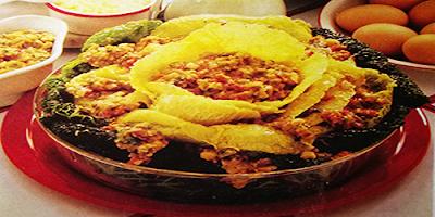 recetas de cocina col rellena