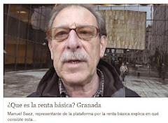Manuel Saez: Que es eso de la Renta Básica