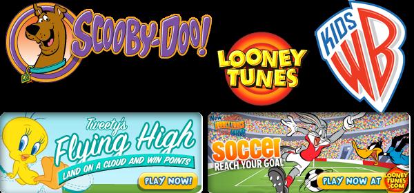 http://scoobydoo.kidswb.com/games