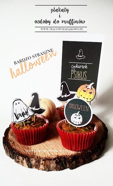 [ DIY ] Halloweenowe party - ozdoby i plakaty