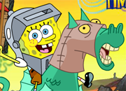 Sponge Bob Dunces and Dragons