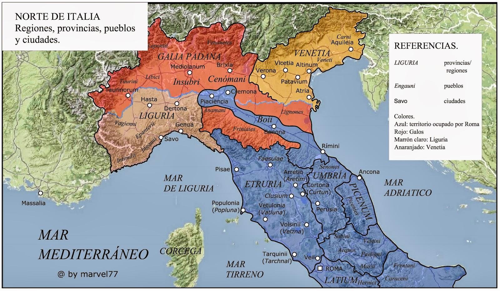 Anbasis Histrica MAGN BARCA y la 3 expedicin a Italia