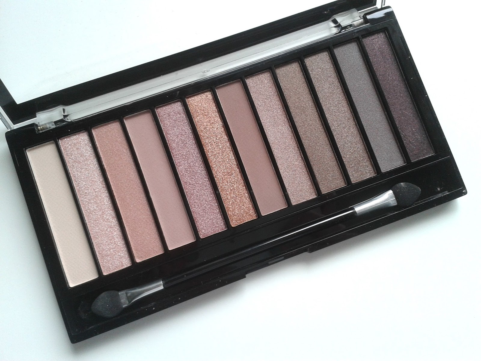 Makeup Revolution Redemption Iconic 3 Palette Review Swatches