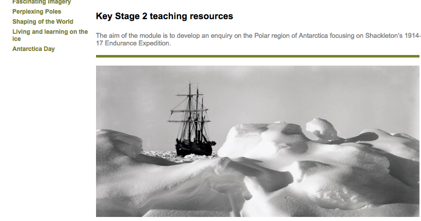 shackleton essay Some years ago, a producer asked me to write a play about sir ernest shackleton, the antarctic explorer he was hoping for a theatrical epic with blizzards, ice floes breaking up across the stage.
