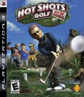 Hot Shots Golf Out of Bounds - PS3