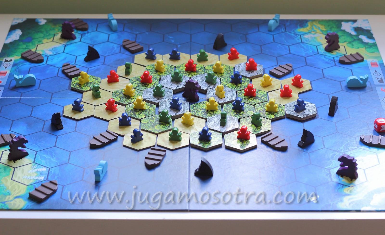 La gruta del juego the island rese a for Illuminati juego de mesa