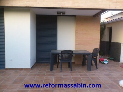 Reformas sabin en sevilla soleria 002 exterior for Soleria exterior barata