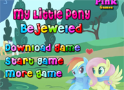 juegos my little pony bejeweled