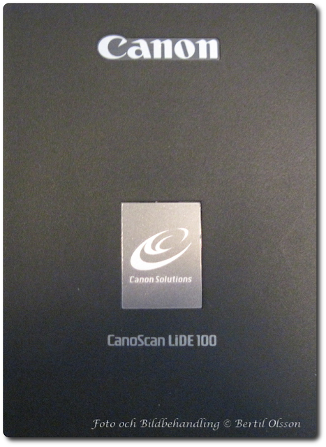 CanoScan LIDE 100
